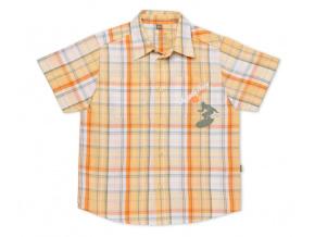 Dětská košile krátký rukáv