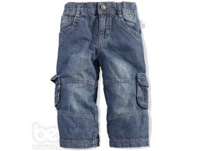 Kojenecké jeans kalhoty