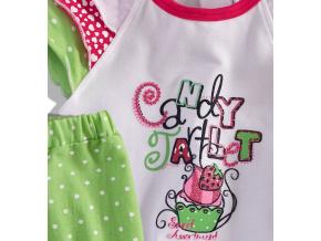 2 dílný kojenecký set CANDY SWEETY