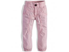 Dívčí plátěné kalhoty DIRKJE DIRKJE