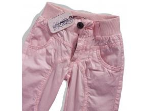 Dívčí plátěné kalhoty DIRKJE