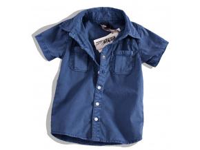 Chlapecká košile krátký rukáv DIRKJE