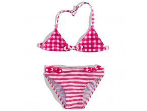 Dívčí dvoudílné plavky PEBBLESTONE