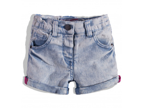 Dívčí džínové šortky MINOTI MINOTI
