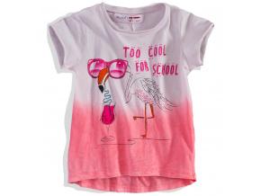 Dívčí tričko Minoti, krátký rukáv MINOTI