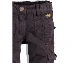 Dívčí plátěné kalhoty KnotSoBad