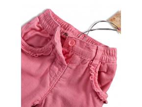 Kojenecké zateplené kalhoty KnotSoBad