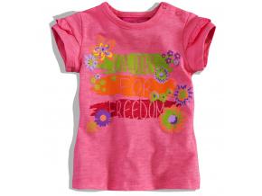 Kojenecké dívčí tričko Knot So Bad KNOT SO BAD