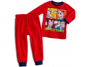 Chlapecké pyžamo DINOSAUŘI KNOT SO BAD