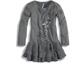 Dívčí pletené šaty MINOTI, KITTY MINOTI