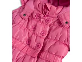 Dívčí zimní bunda MINOTI MAGIC