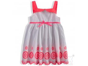 Dívčí letní šaty Minoti NEON