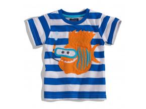 Dětské tričko s krátkým rukávem Minoti SCUBA MINOTI scuba 7