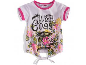 Dívčí tričko MINOTI SPLASH MINOTI