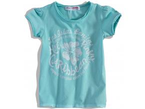 Dívčí tričko krátký rukáv MINOTI MINOTI