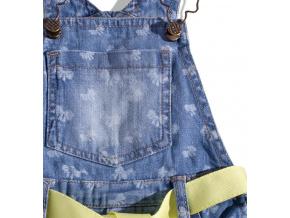 Kojenecké dívčí šortky Minoti SPOT