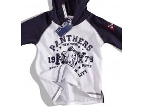 Chlapecké triko s kapucí MINOTI modré