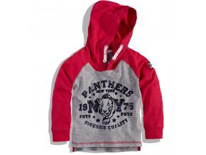 Chlapecké triko s kapucí MINOTI MINOTI