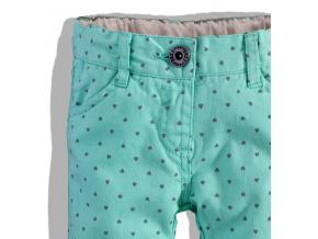 Dívčí zateplené džíny DIRKJE