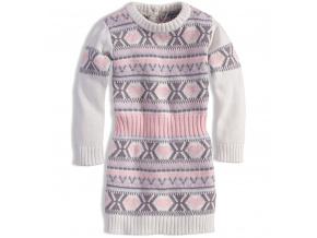Dívčí pletené šaty DIRKJE