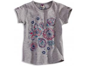 Dívčí tričko PEBBLESTONE PEBBLESTONE