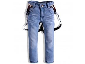 Chlapecké džíny s kšandami DIRKJE DIRKJE