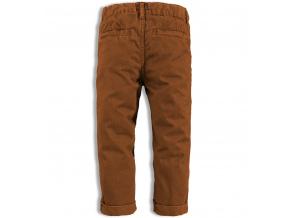 Chlapecké plátěné kalhoty MINOTI
