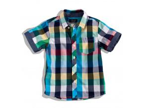 Chlapecká košile s krátkým rukávem MOD 3