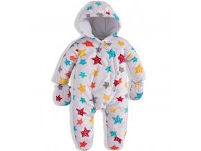 Zimní kojenecký overal BABALUNO BABALUNO