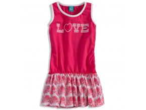 Dívčí letní šaty Dirkje LOVE