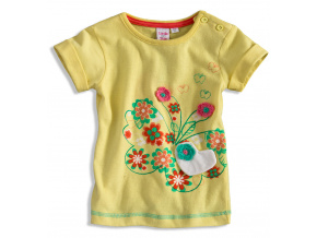 Dívčí tričko s krátkým rukávem GIRLSTAR