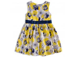 Dívčí šaty bez rukávů
