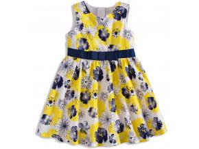Dívčí šaty bez rukávů MINOTI
