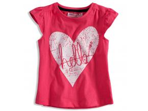 Dívčí tričko s potiskem MINOTI RIVIERA MINOTI