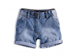 Dívčí džínové šortky MINOTI RIVIERA MINOTI