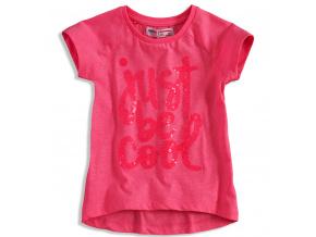 Tričko s krátkým rukávem pro holky MINOTI VIBE MINOTI