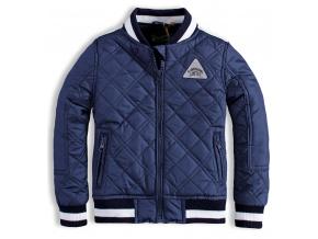 Chlapecká bunda DIRKJE LIMITED tmavě modrá