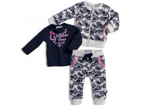 Dívčí kojenecká souprava DIRKJE GREAT THINGS