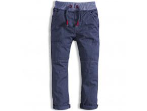 Chlapecké plátěné kalhoty MINOTI BEEP