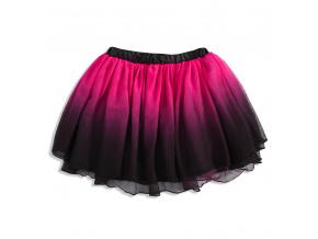 Dívčí šifonová sukně MINOTI GRUNGE