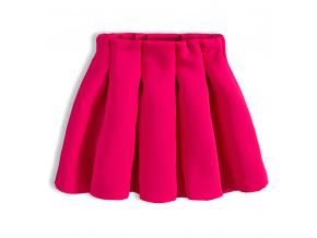 Dívčí sukně MINOTI MIX růžová