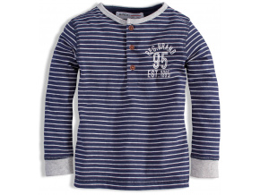 Chlapecké triko MINOTI ARCTIC modré