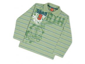 Chlapecké triko KYLY zelené