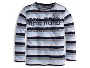 Chlapecké triko DIRKJE RAIL ROAD