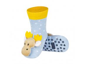 Ponožky s chrastítkem SOXO SOBÍK