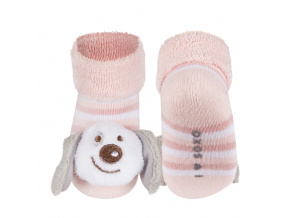 Ponožky s chrastítkem SOXO PEJSEK
