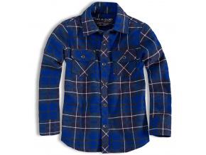 Chlapecká košile SOUL&GLORY modrá