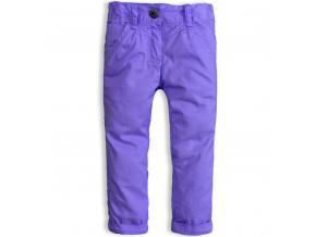 Kojenecké kalhoty DIRKJE fialové