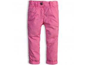 Dívčí kalhoty DIRKJE růžové