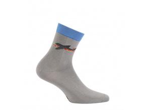 Chlapecké ponožky  LETADLO